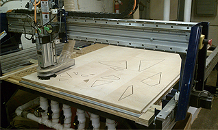 CNC Routing | CNC Wood Router | Custom Wood Routing
